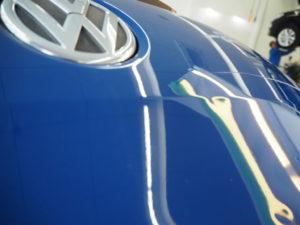 VW ポロ デントリペア