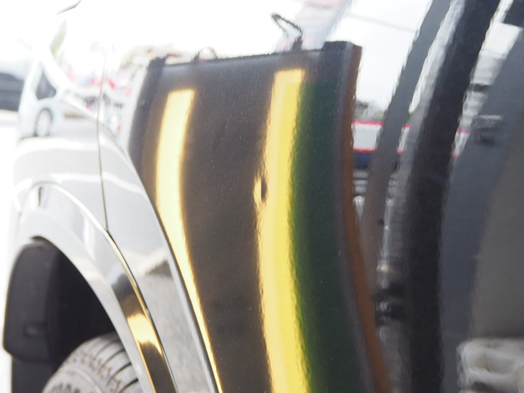 BMW X3 デントリペア
